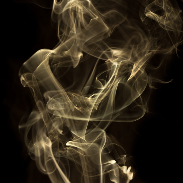 """Sepia Smoke"" stock image"