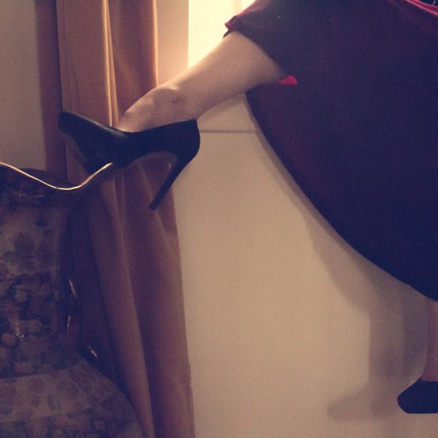 """""""Heels"""" stock image"""