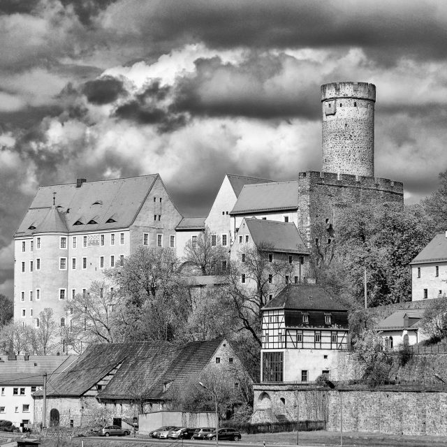 """""""Old Castle"""" stock image"""