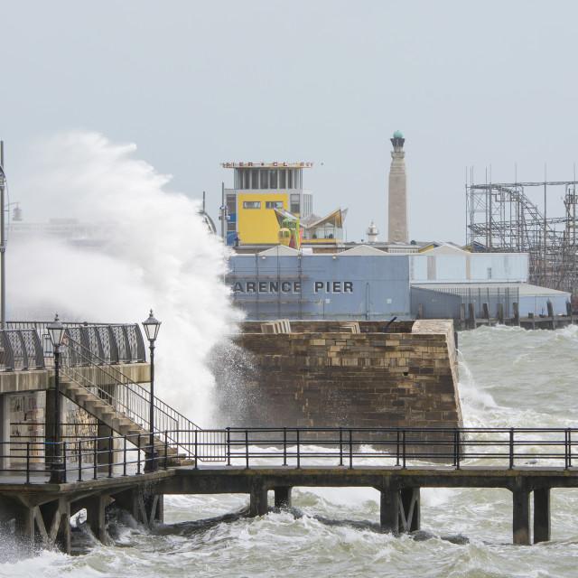 """Sea Power"" stock image"