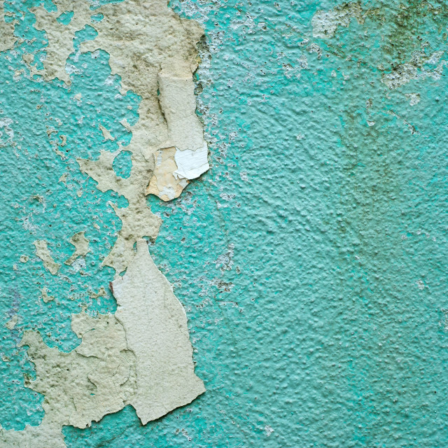 """Peeling paint"" stock image"