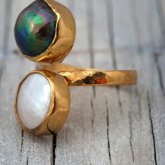 """Jewelry ring"" stock image"
