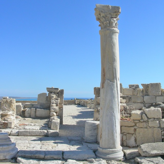 """Greek Column"" stock image"