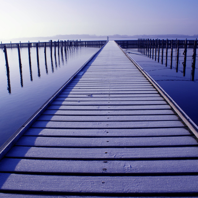 """""""Path to Nowhere"""" stock image"""