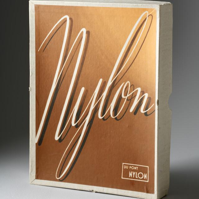 """Vintage Nylon"" stock image"