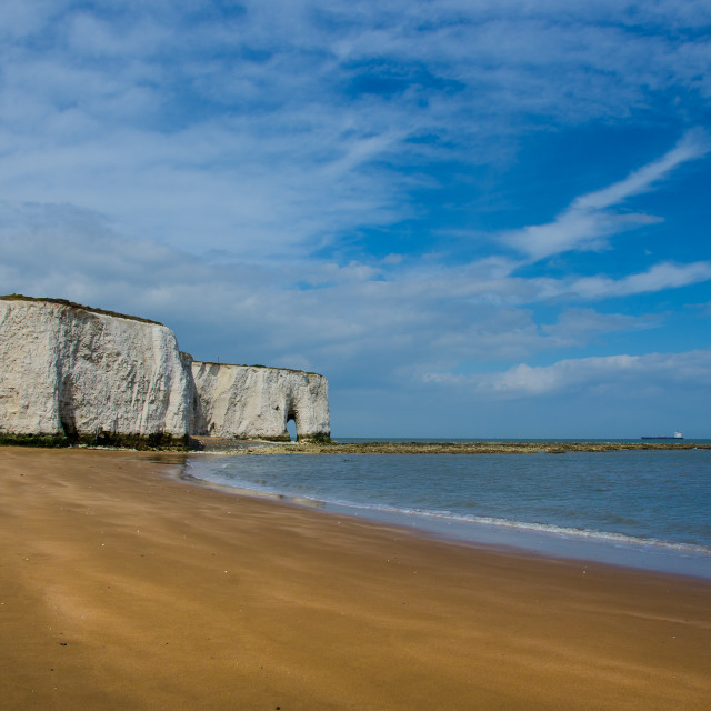 """White Cliffs"" stock image"