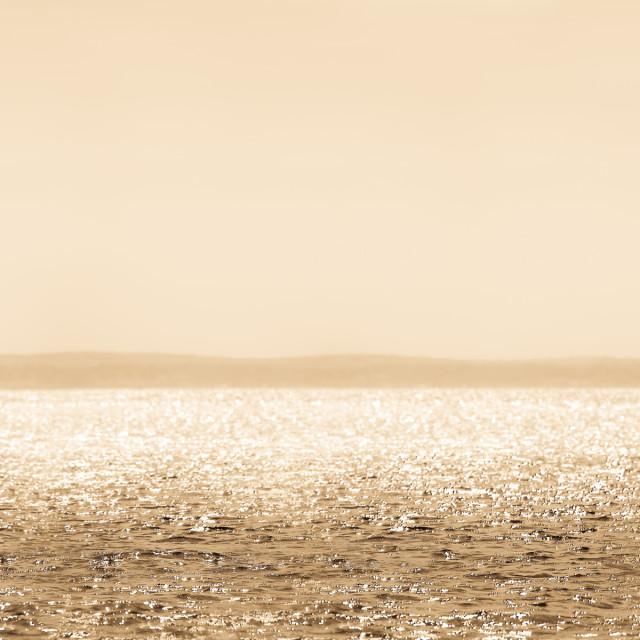 """windsurfer panorama"" stock image"