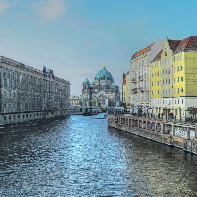 """""""Berliner Dom"""" stock image"""