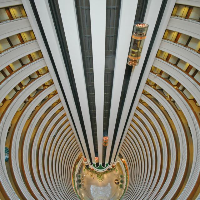 """Singapore Holiday Inn"" stock image"