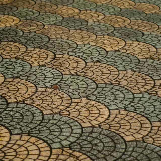 """Tile Floor"" stock image"