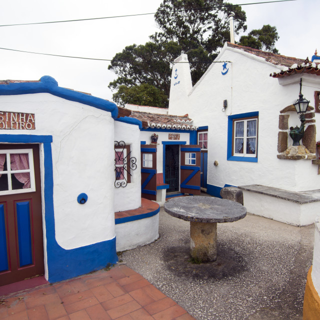 """House museum of Jose Franco"" stock image"