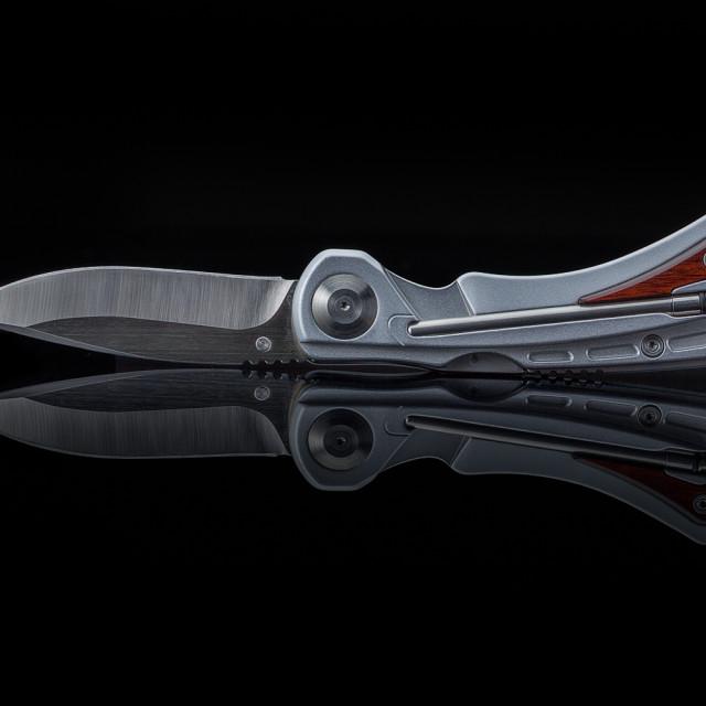 """Hunters Knife"" stock image"