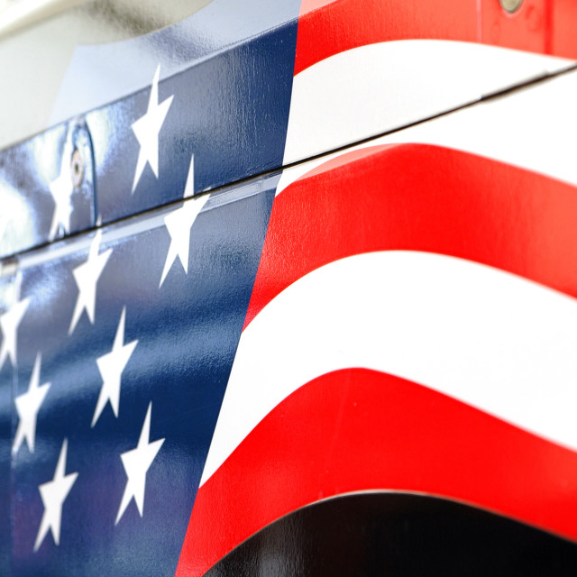"""stars and stripes"" stock image"