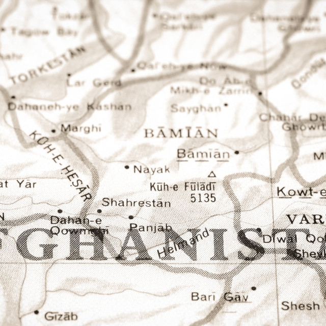 """afghanistan"" stock image"
