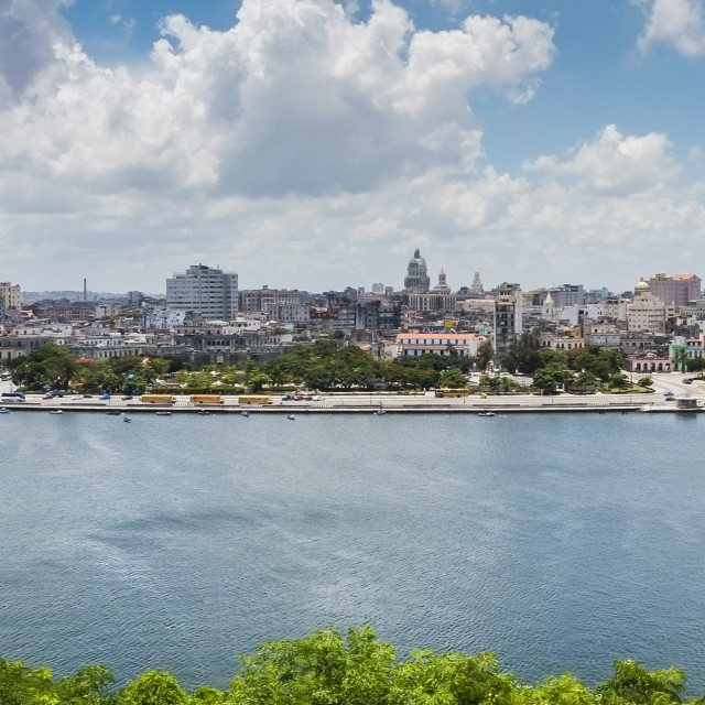 """Old Havana"" stock image"