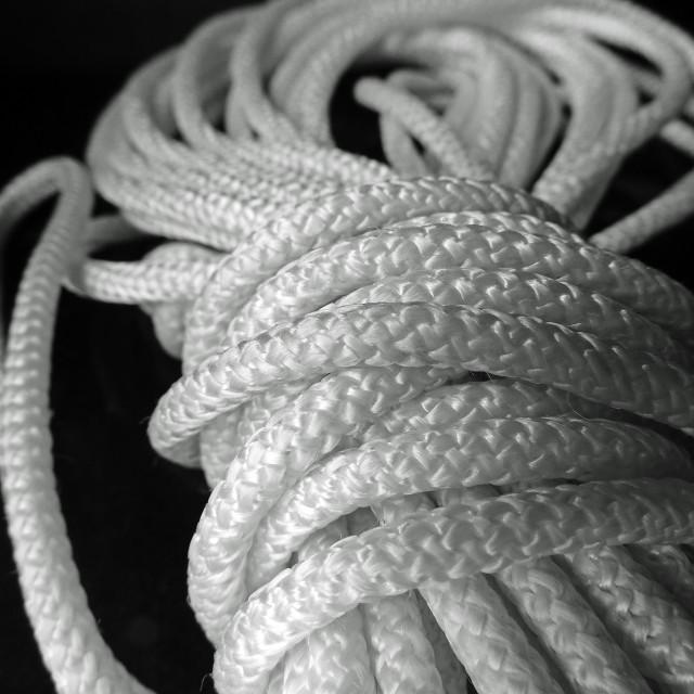 """Rope"" stock image"