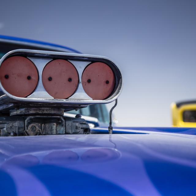 """Performance Car"" stock image"