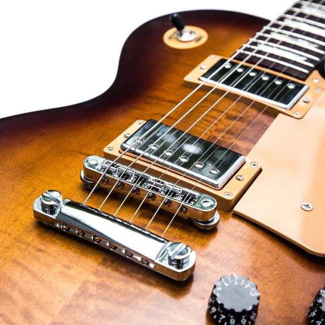 """Classic Guitar"" stock image"