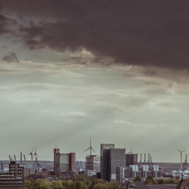 """Hamburg"" stock image"