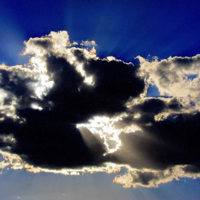 """cloudburst"" stock image"