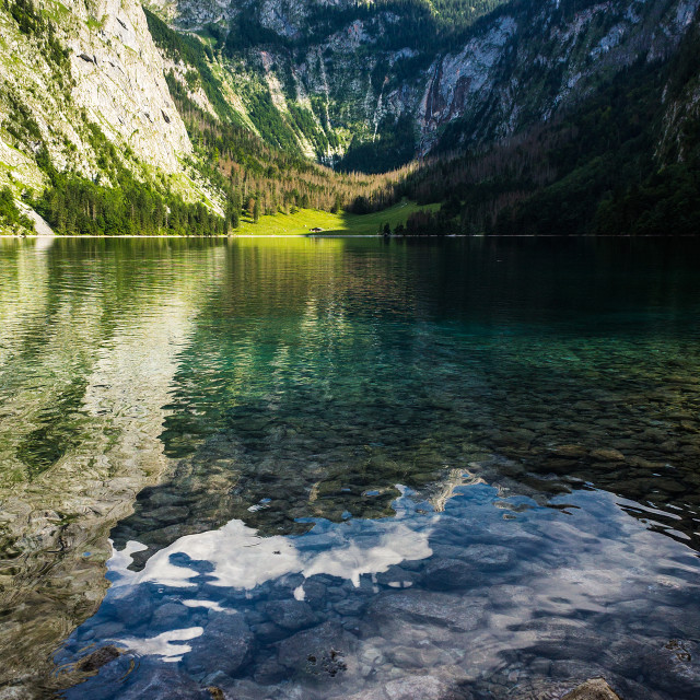 """Königssee, Germany pt. 2"" stock image"