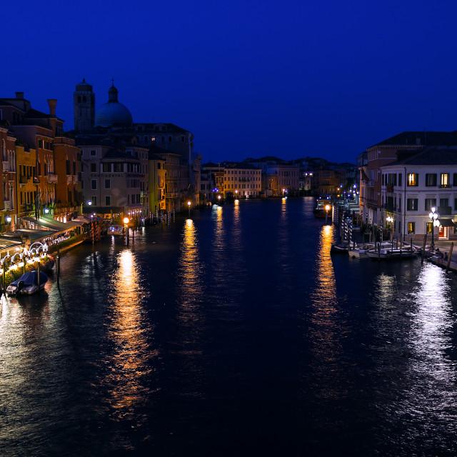 """Bella Venezia"" stock image"