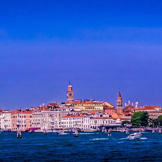 """""""Venice Italy"""" stock image"""