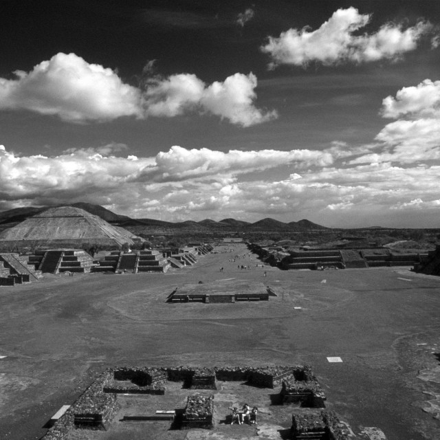"""Teotihuacan, Mexico"" stock image"