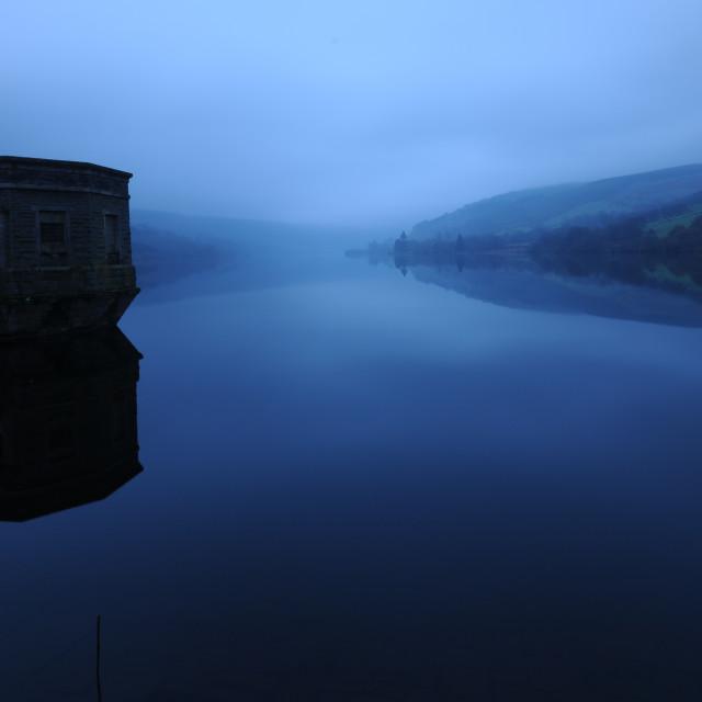 """Talybont Reservoir"" stock image"