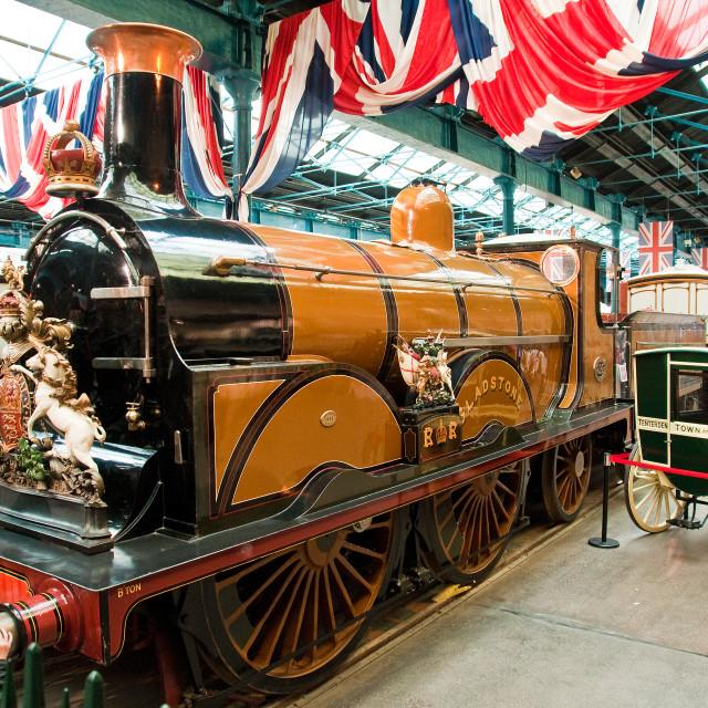 """Royal Train"" stock image"