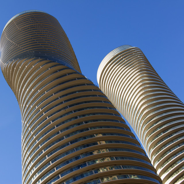 """""""Absolute Towers"""" stock image"""