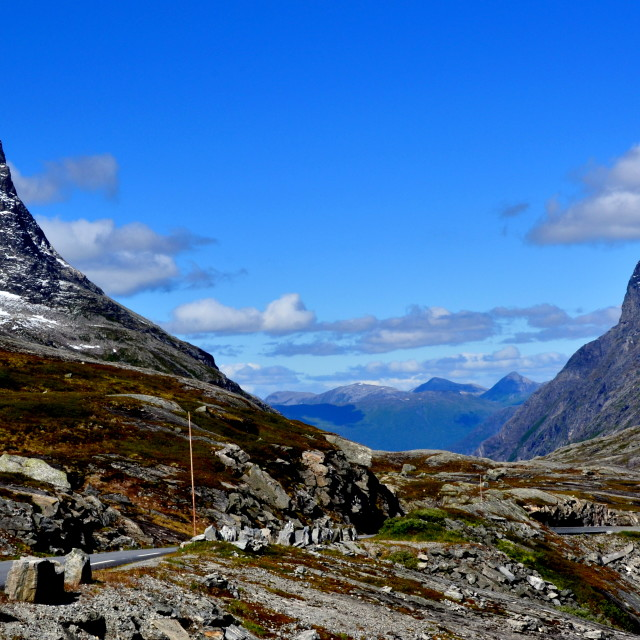 """Trollstigen, Norway"" stock image"