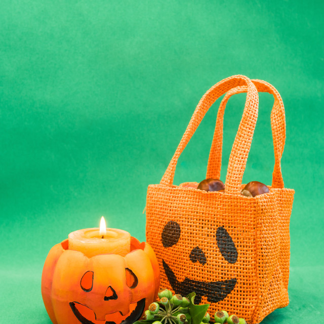 """Halloween Greetings"" stock image"