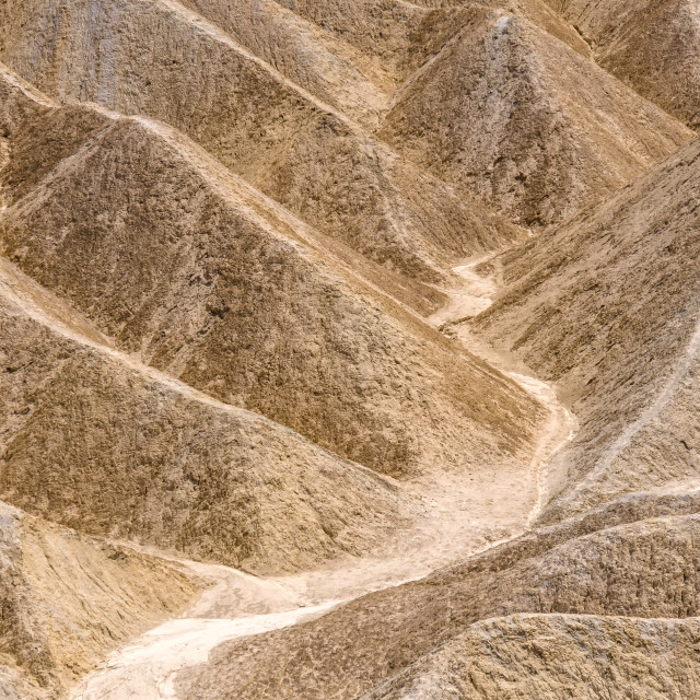 """Zabriskie Point 3"" stock image"