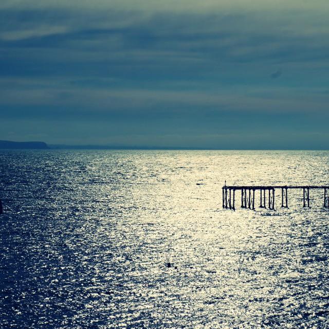 """Tasman Sea"" stock image"