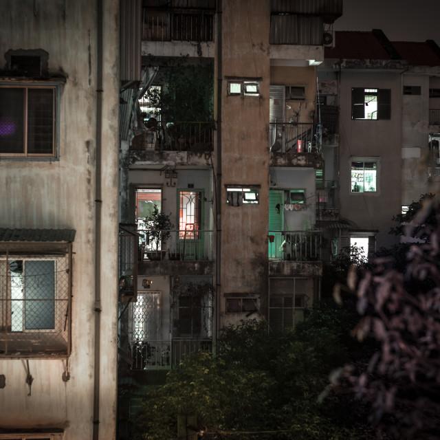 """""""Saigon condo"""" stock image"""