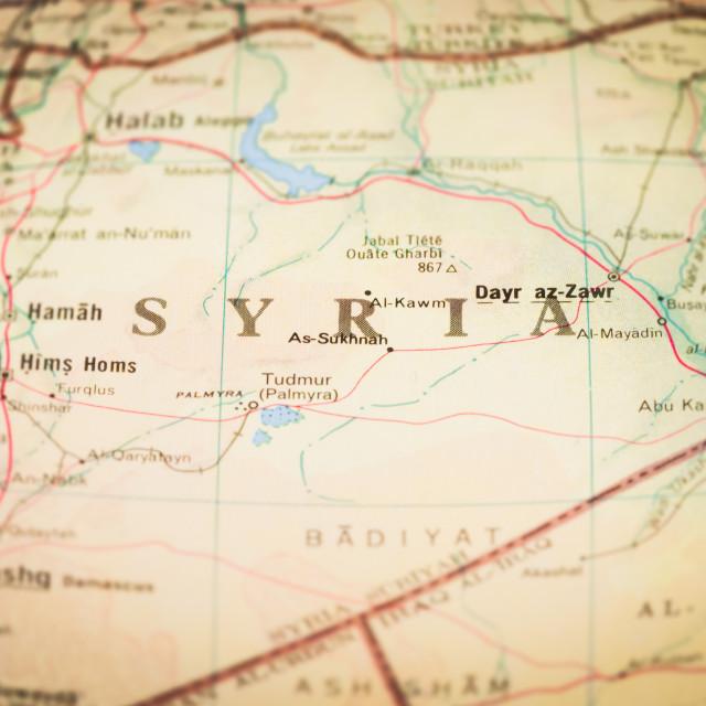 """Syria"" stock image"
