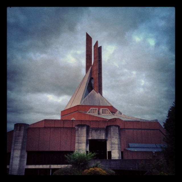 """""""clifton cathedral"""" stock image"""