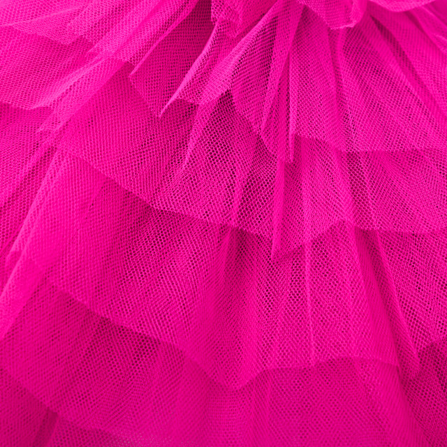 """""""Layers of netting from a ballet tutu"""" stock image"""