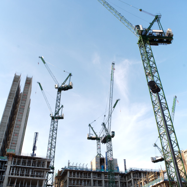 """Construction Site"" stock image"