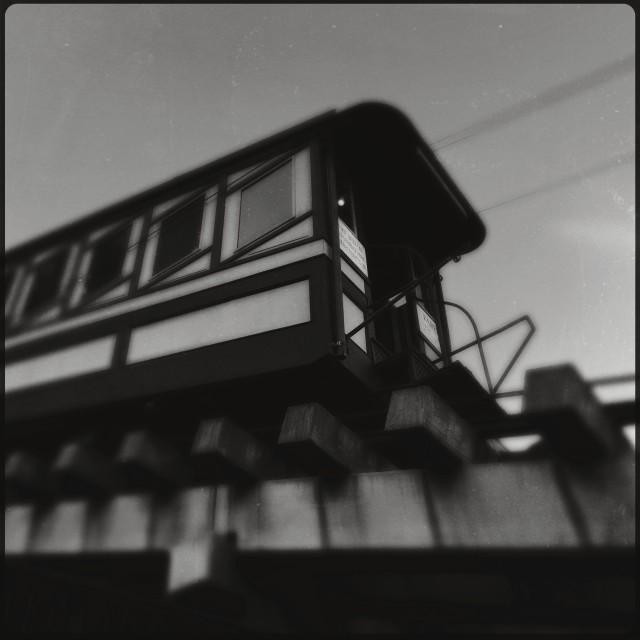 """Vintage Tram"" stock image"
