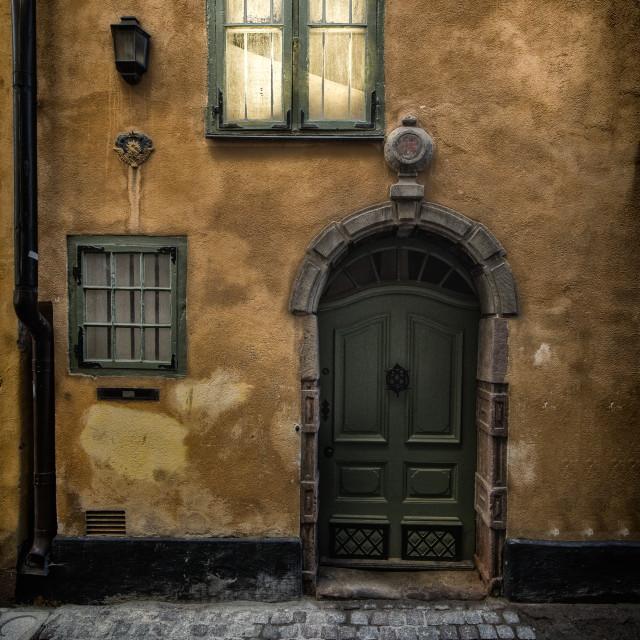 """""""The door"""" stock image"""