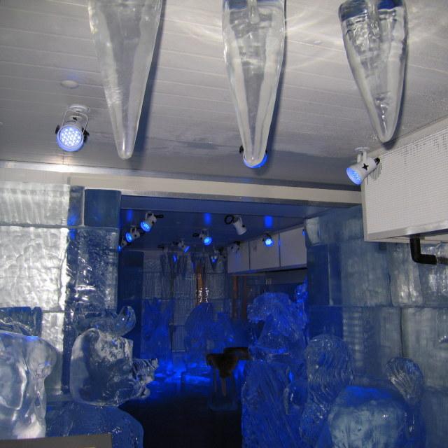 """Ice Bar"" stock image"