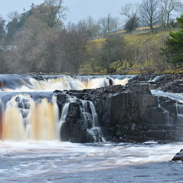 """""""Low Force in full flow"""" stock image"""