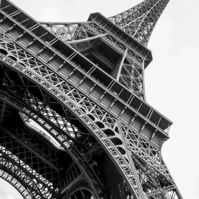 """Eifel Tower"" stock image"
