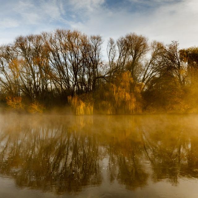 """River Thames at Windsor, Berkshire,UK"" stock image"