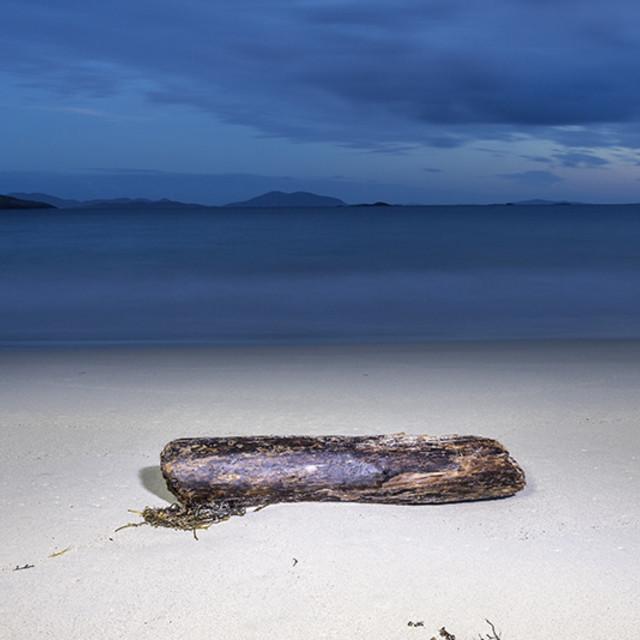 """Traigh Hushinish Beach, Huisinis Isle of Harris Hebrides Scotland"" stock image"