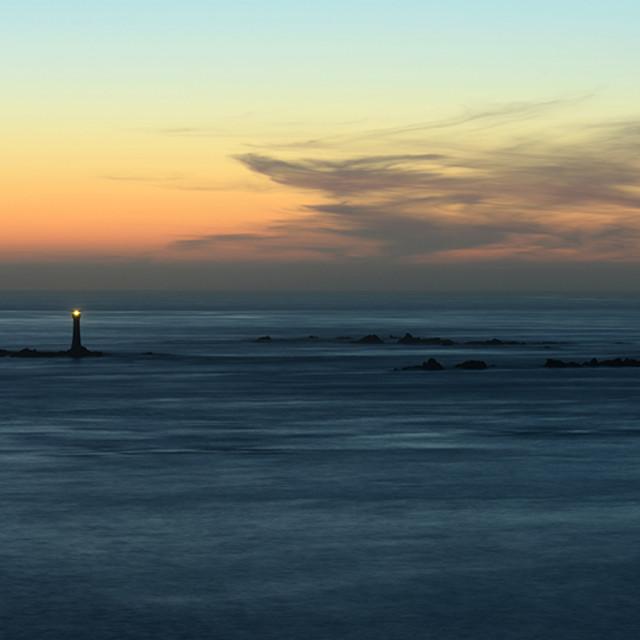 """Hanois Lighthouse"" stock image"