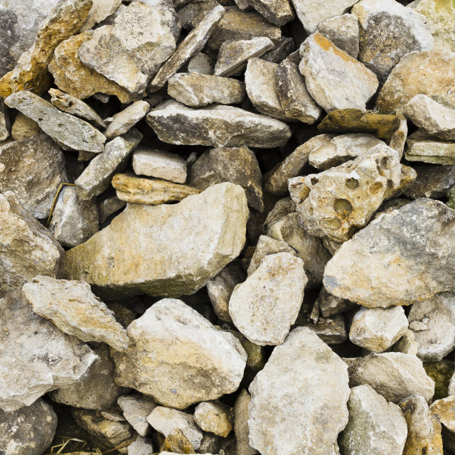 """Cotswold Stone"" stock image"