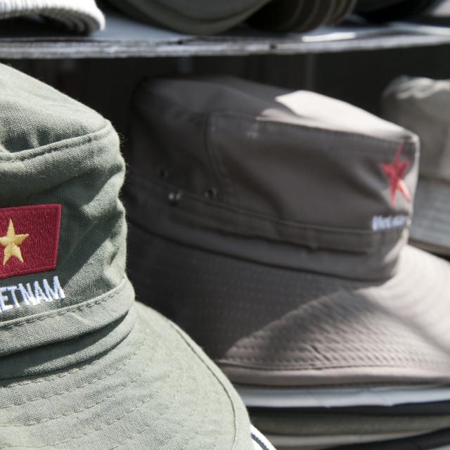 """Vietnamese Merchandise"" stock image"